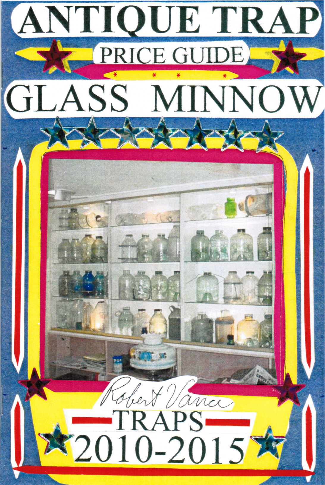 Antique Trap Price Guide - Glass Minnow