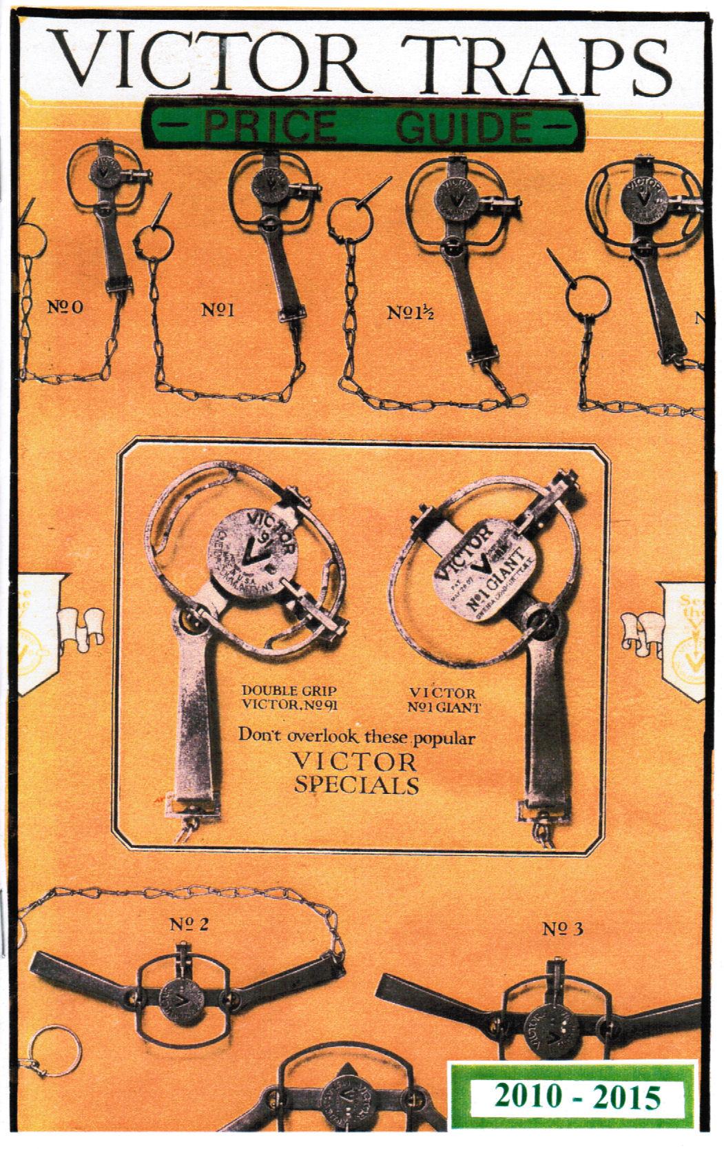 Victor Traps Price Guide